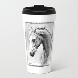 Horse 1 Travel Mug