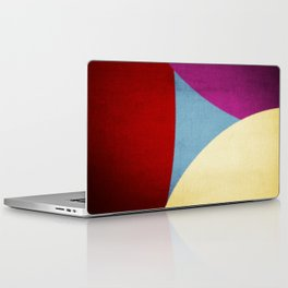 In The Middle Laptop & iPad Skin