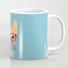 Fawn Bulldog Coffee Mug