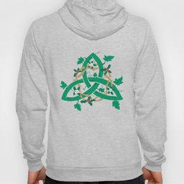 The Holly And The Ivy Hoody