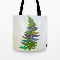 Kaleidofern Tote Bag