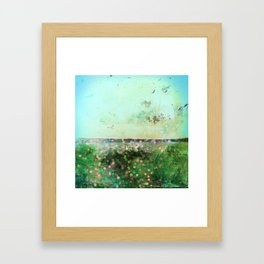 Lake Dreams Framed Art Print
