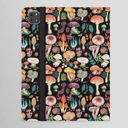 Mushroom heart iPad Folio Case