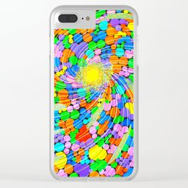 Sun Clear iPhone Case
