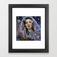 Rana Niejta Framed Art Print