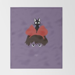 MZK - 1989 Throw Blanket