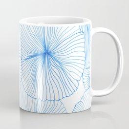Blue flowers Coffee Mug