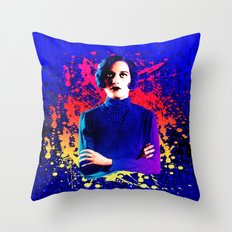 Joan Crawford, The digital Taxi Dancer Throw Pillow