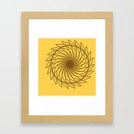 Dreamcatcher Fan Framed Art Print