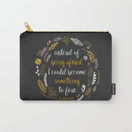 The Cruel Prince Quote Holly Black Carry-All Pouch