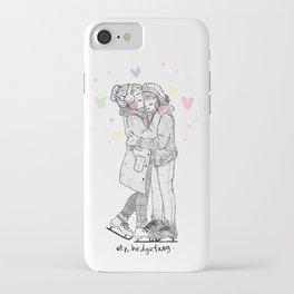 HNY LARRY  iPhone Case