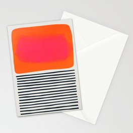 Sunset Ripples Stationery Cards