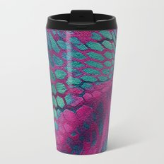 Asia Dragon Scales Travel Mug