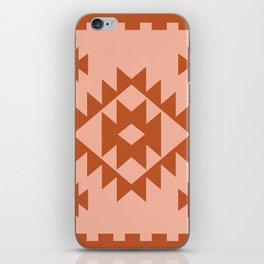 Zili in Peach iPhone Skin