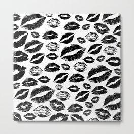 Lips 13 Metal Print
