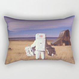Visitor Rectangular Pillow