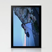 custom Stationery Cards featuring Custom Regulations by mofart photomontages