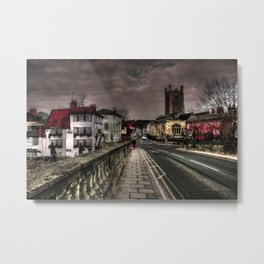 Henley-on-Thames Metal Print