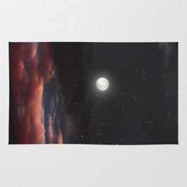 Dawn's moon Rug