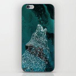 Midnight Wolfie II iPhone Skin