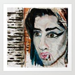 Lauren Nemchik - Winehouse Art Print