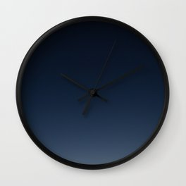 Sky III Wall Clock
