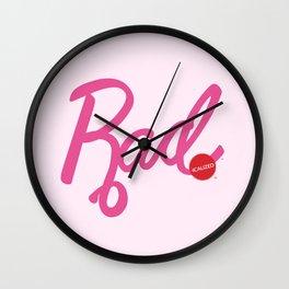 Radicalized Wall Clock