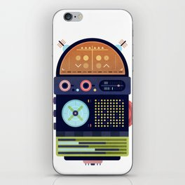 Device from another world #2 iPhone Skin