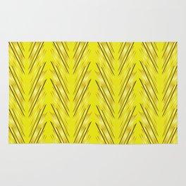 Wheat Grass Yellow Rug