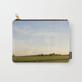 Midwest Fields Sunrise Carry-All Pouch