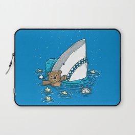 The Sleepy Shark Laptop Sleeve