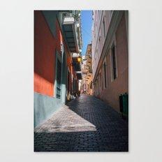 Callejón #2 Canvas Print