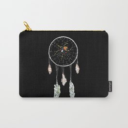 Dream Catcher Web Carry-All Pouch