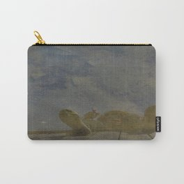 Dock By the River Carry-All Pouch
