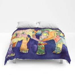 Elephant Love Comforters
