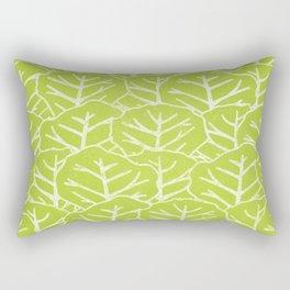 Rabbit Food Rectangular Pillow