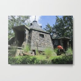 Hagrid are you home? Metal Print