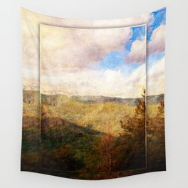 Great Smoky Mountain Dreams Wall Tapestry