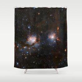 Messier 78 Shower Curtain