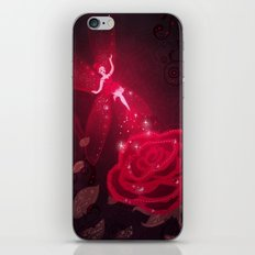 Rose Fairy iPhone & iPod Skin