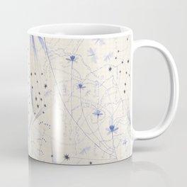 bleu craie Coffee Mug