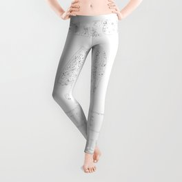 40th-Birthday-Gift---A-True-Classic-Vintage Leggings