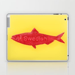 Swedish Fish Laptop & iPad Skin