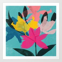 lily 7 Art Print