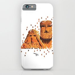Mamik and Babik iPhone Case