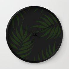 JUNGLE THEAM Wall Clock