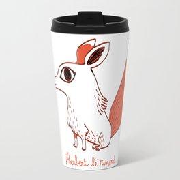 Herbert le renard Travel Mug
