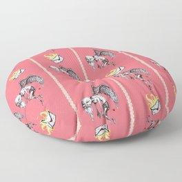 Bitter Valentines Floor Pillow