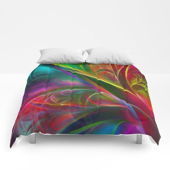 Fabulous Petals Comforters