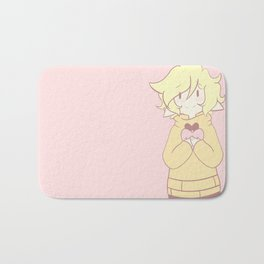 You'll be okay textless Bath Mat